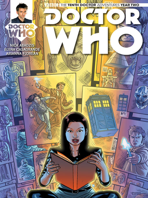 Title details for Doctor Who: The Tenth Doctor, Issue 2.3 by Nick Abadzis - Wait list