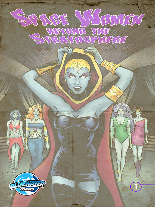 Title details for Space Women Beyond the Stratosphere, Issue 1 by Scott Amundson - Available