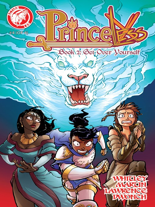 Title details for Princeless, Volume 2, Issue 4 by Jeremy Whitley - Available