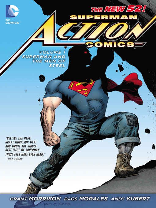 Title details for Superman: Action Comics, Volume 1 by Grant Morrison - Available