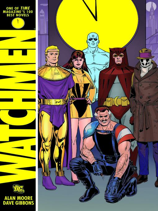 Image: Watchmen