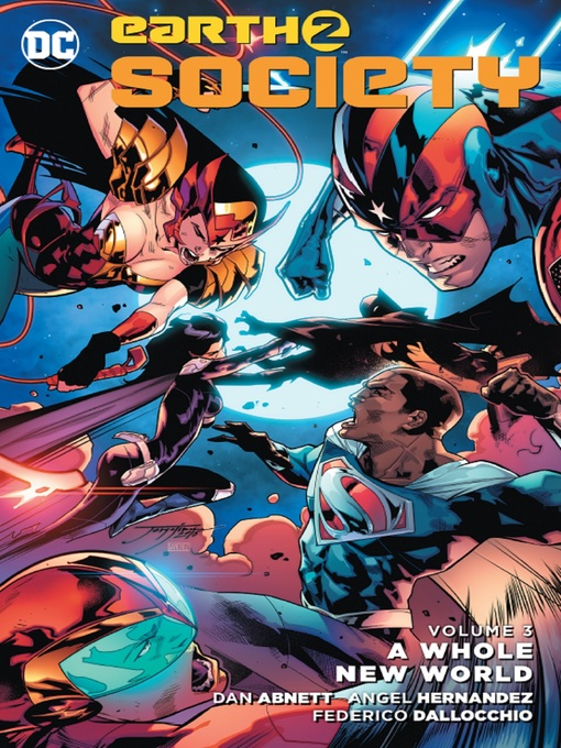 Title details for Earth 2: Society, Volume 3 by Dan Abnett - Available