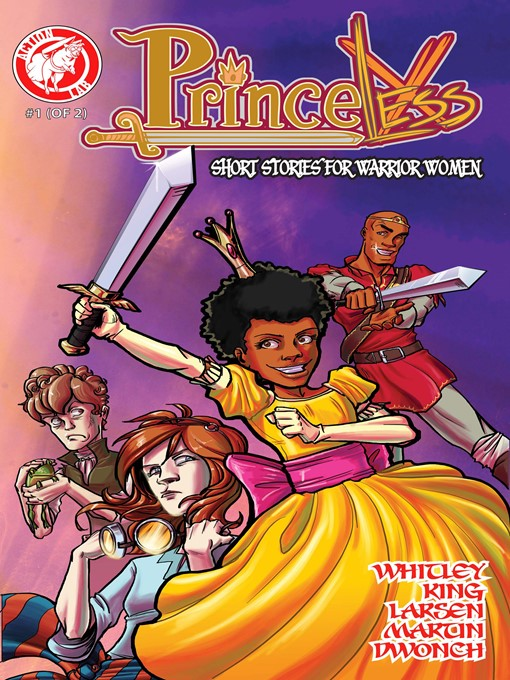 Title details for Princeless Short Stories for Warrior Women, Issue 1 by Jeremy Whitley - Available
