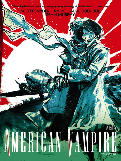 Cover of American Vampire, Volume 3