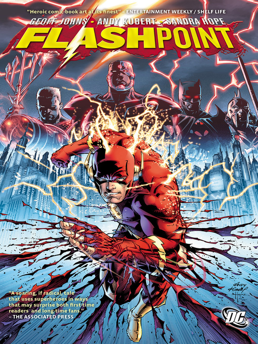 Title details for Flashpoint by Geoff Johns - Available