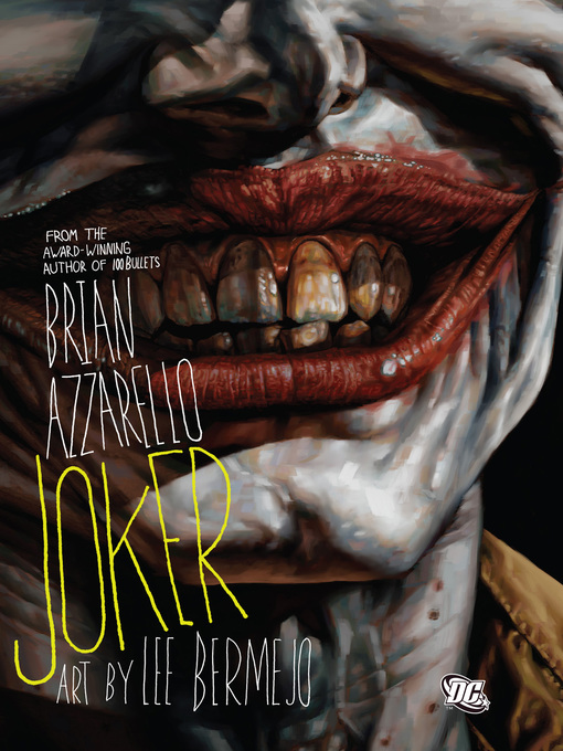 Title details for The Joker by Brian Azzarello - Wait list