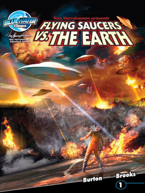 Title details for Ray Harryhausen Presents: Flying Saucers vs. the Earth, Issue 1 by Ryan Burton - Wait list