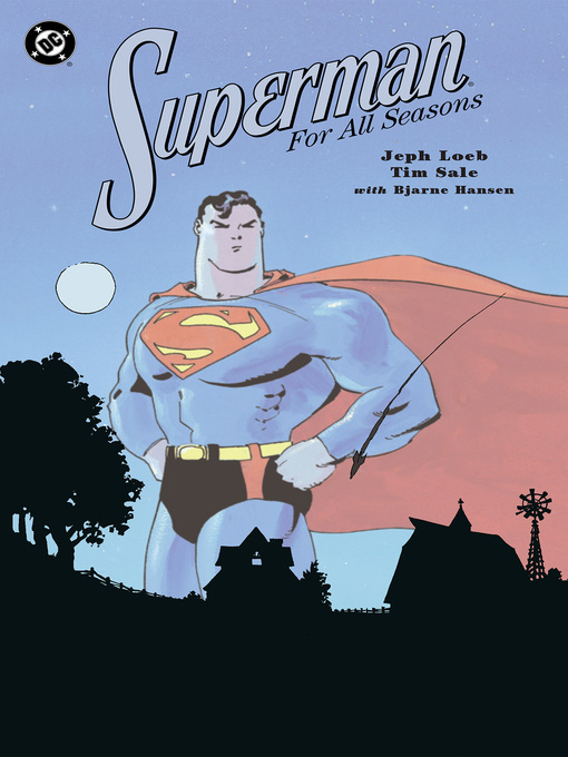 Title details for Superman For All Seasons by Jeph Loeb - Available