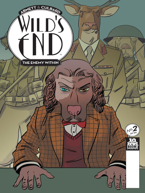 Cover of Wild's End: The Enemy Within, Issue 2