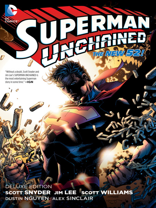 Title details for Superman Unchained by Scott Snyder - Wait list