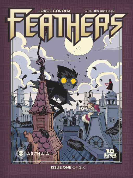 Cover of Feathers, Issue 1