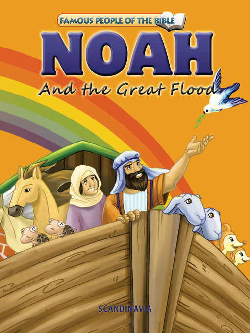 תמונה של  Noah and the Great Flood