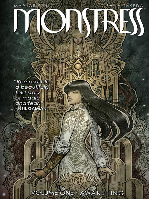 Monstress, Volume 1