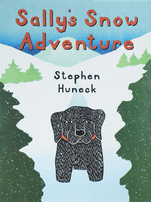 Cover of Sally's Snow Adventure