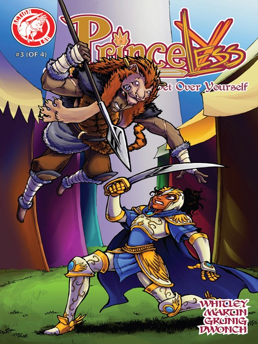 Title details for Princeless, Volume 2, Issue 3 by Jeremy Whitley - Available