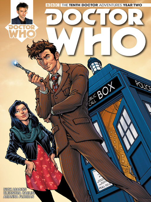 Title details for Doctor Who: The Tenth Doctor, Year Two, Issue 8 by Nick Abadzis - Available