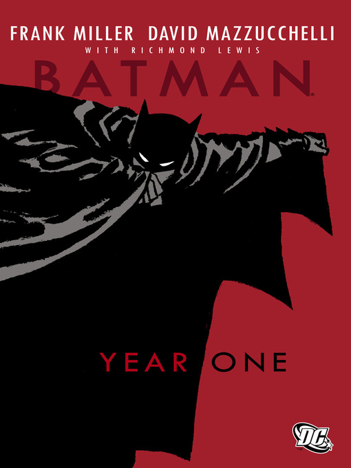 Title details for Batman: Year One by Frank Miller - Wait list