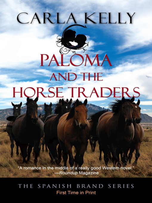 Cover of Paloma and the Horse Traders