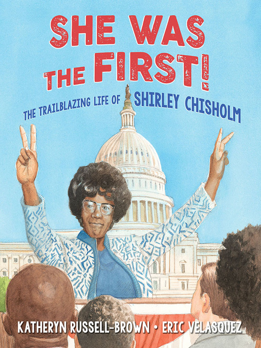 Title details for She Was the First! by Katheryn Russell-Brown - Available