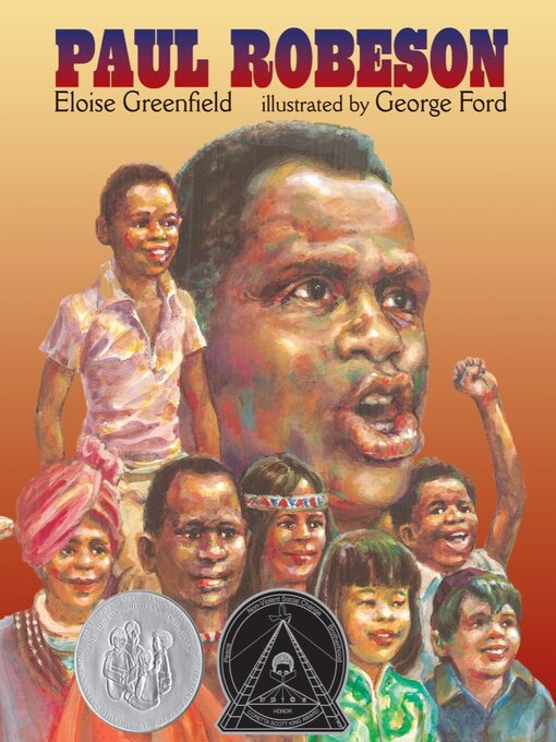 Title details for Paul Robeson by Eloise Greenfield - Available