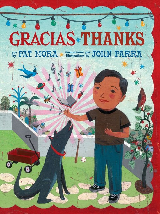 Title details for Gracias - Thanks by Pat Mora - Available