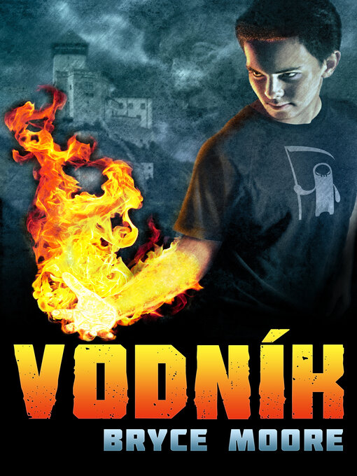 Title details for Vodník by Bryce Moore - Available