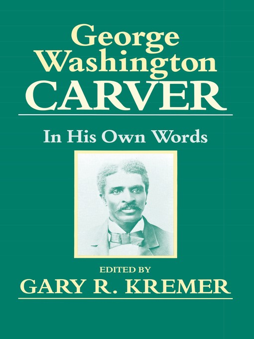 essay on george washington carver Research paper on george washington carver by | oct 7,  about russia essay badminton tournament my job interview essay books opinion essay cctv camera in hindi my legacy essay village essay on self improvement your best applied research paper pdf essay about great expectations worksheets essay about factory doctor in tamil essay about.