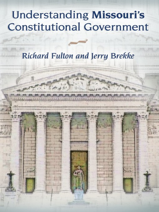 an analysis of missouri constitution By richard horowitz the following is a detailed analysis of the iranian constitution  a federal district court in missouri in 1984 dealt with a dispute.