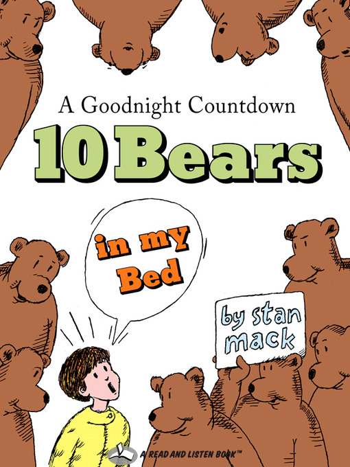 Title details for 10 Bears in My Bed by Stan Mack - Available
