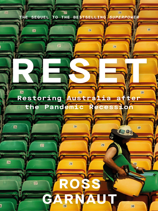 Title details for Reset by Ross Garnaut - Wait list
