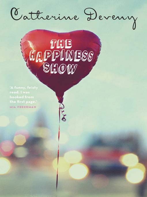 Title details for The Happiness Show by Catherine Deveny - Wait list