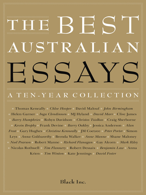 best essays of the year Open document below is an essay on the best year of my life from anti essays, your source for research papers, essays, and term paper examples.