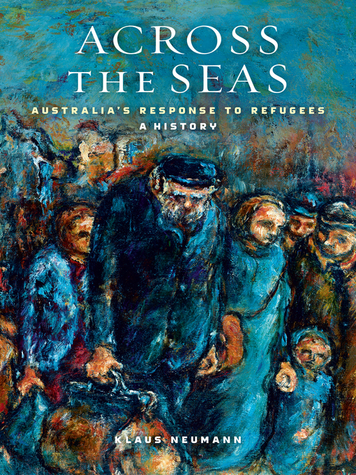 Cover of Across the Seas
