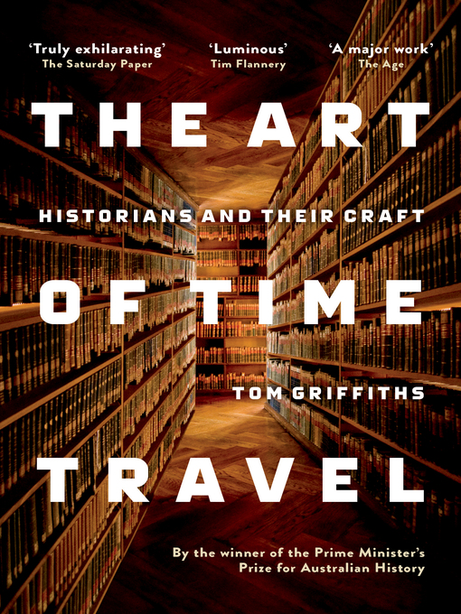 Cover of The Art of Time Travel