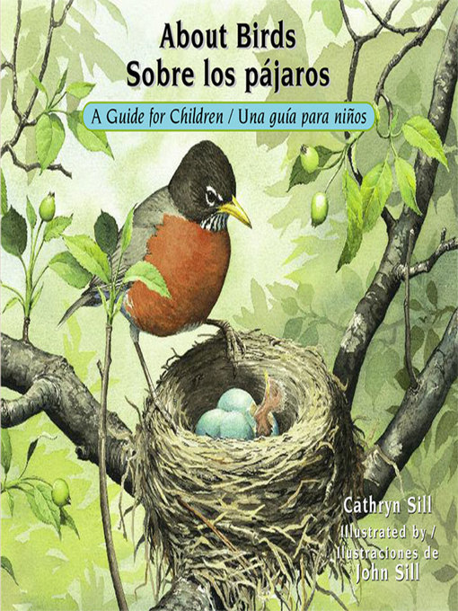 Title details for About Birds (Sobre los pájaros) by Cathryn Sill - Available