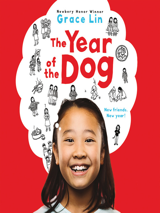 Cover of The Year of the Dog