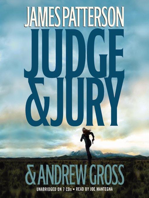 Title details for Judge & Jury by James Patterson - Wait list