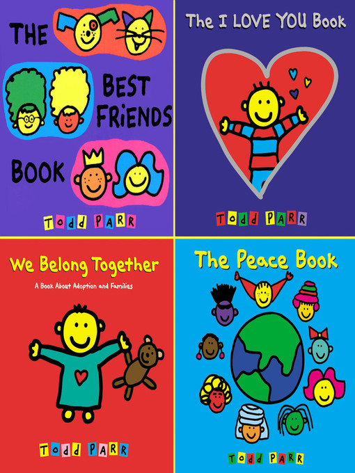 Title details for Todd Parr's Friendship Bundle  by Todd Parr - Available