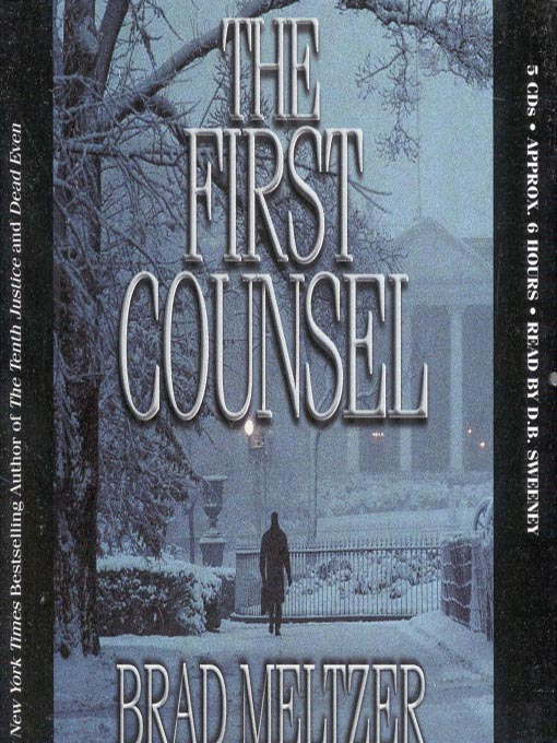 Title details for The First Counsel by Brad Meltzer - Available