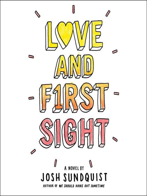 Cover of Love and First Sight