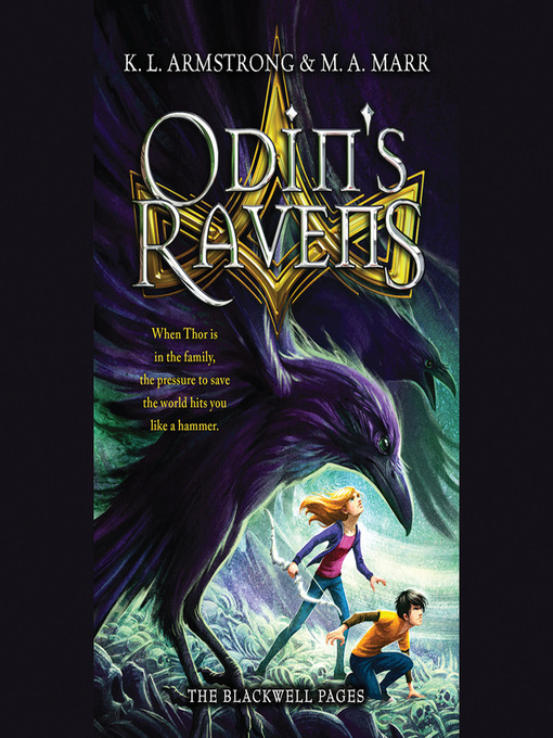 Title details for Odin's Ravens by K. L. Armstrong - Available