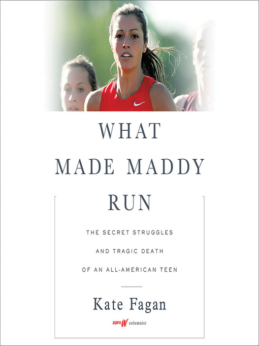 Cover image for book: What Made Maddy Run