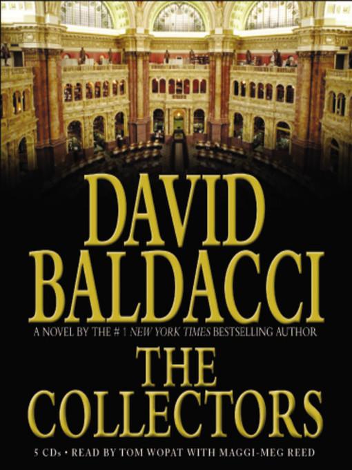 Title details for The Collectors by David Baldacci - Wait list