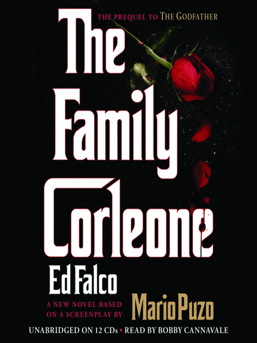 Title details for The Family Corleone by Ed Falco - Wait list