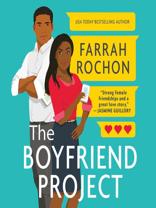 Title details for The Boyfriend Project by Farrah Rochon - Wait list