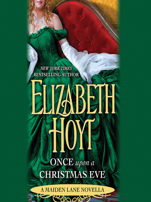 Title details for Once Upon a Christmas Eve by Elizabeth Hoyt - Wait list