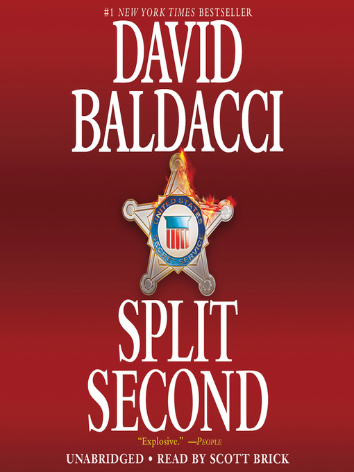 Title details for Split Second by David Baldacci - Wait list