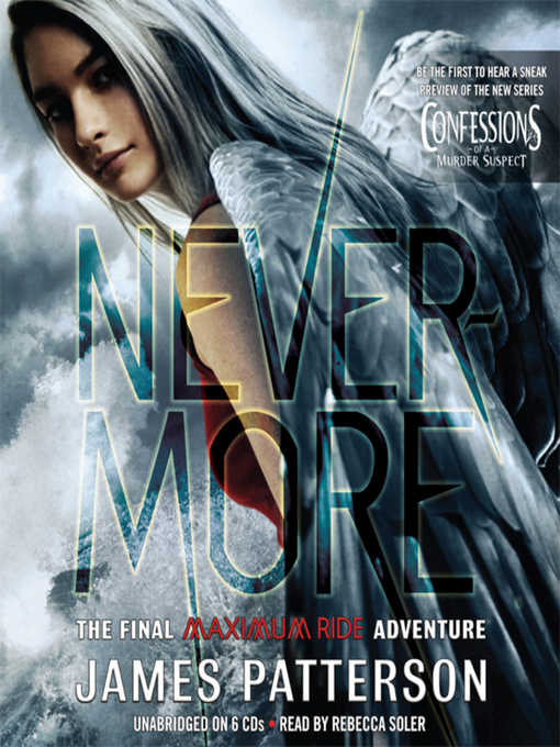 Title details for Nevermore by James Patterson - Wait list