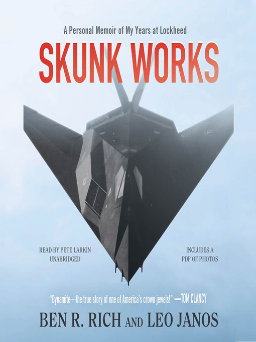 Title details for Skunk Works by Ben R. Rich - Available
