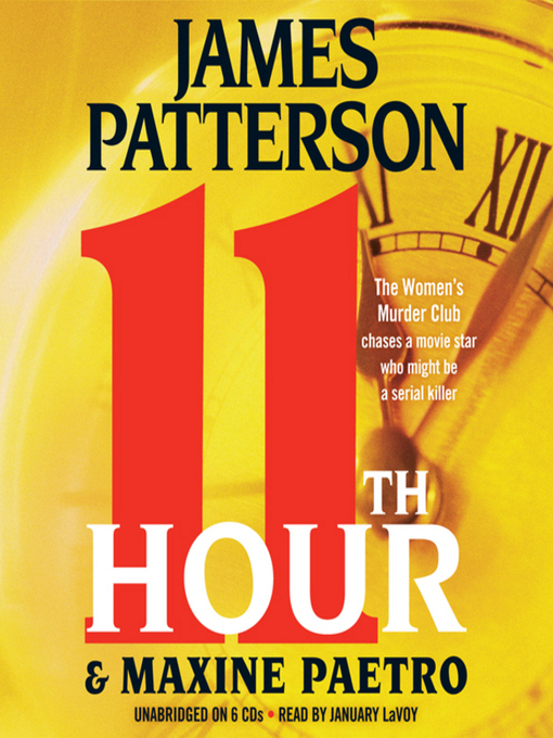 Title details for 11th Hour by James Patterson - Wait list